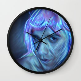 Self Portrait (2009) Wall Clock