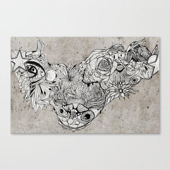 Laurenz Canvas Print