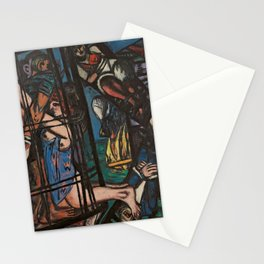 Max Beckmann The Mill Stationery Cards