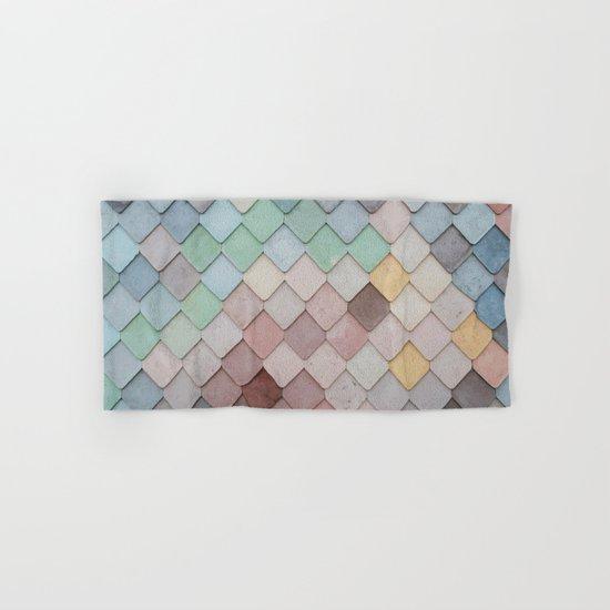 Urban Mosaic Hand & Bath Towel