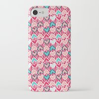 valentine iPhone & iPod Cases featuring Valentine by Art Tree Designs