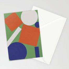 Geometry III Stationery Cards
