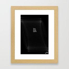 The Flow Series #19 Framed Art Print