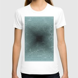 Marble's geometric tunnel T-shirt