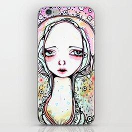 Saint Chloe iPhone Skin