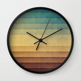 rwwtlyss Wall Clock