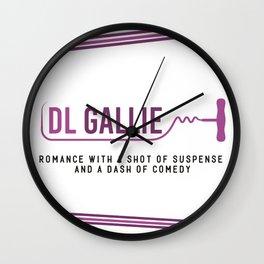 DL Gallie author Wall Clock