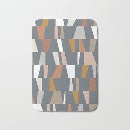 Neutral Geometric 02 Bath Mat