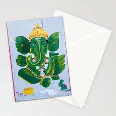Pan Leaf Ganesh Stationery Cards