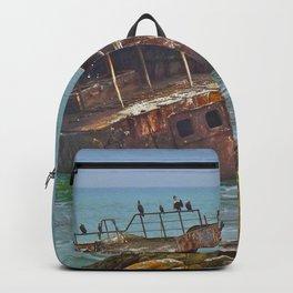 Cormorants Rest Backpack