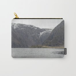 Norwegian fjords Carry-All Pouch