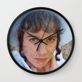 From the Earth Wall Clock