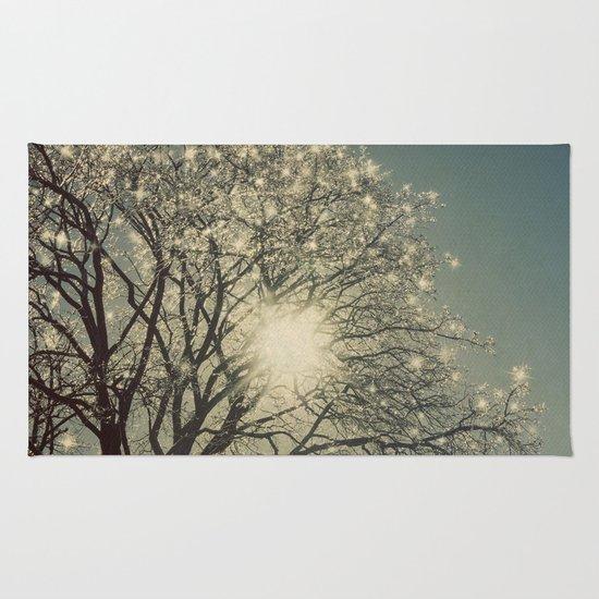 Winter Sparkle Rug