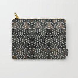 Hexangula Stone Carry-All Pouch