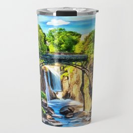 Paterson Great Falls in National Historical Park Travel Mug