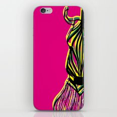 Seeing Zebra iPhone & iPod Skin