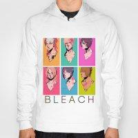 bleach Hoodies featuring bleach by aspiin