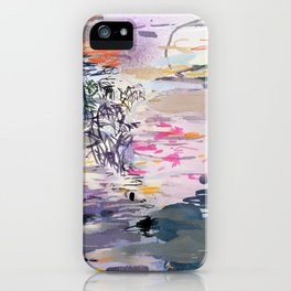 Puddle No. 2 iPhone Case
