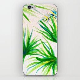 Breezy Palms iPhone Skin