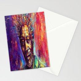 Morgan Freeman Stationery Cards
