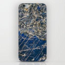 Botanical Gardens II - Holographic Mineral #360 iPhone Skin