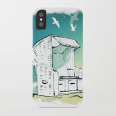 At the Beach Slim Case iPhone X