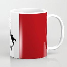 Italian Flag & Boot Coffee Mug