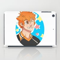 haikyuu iPad Cases featuring Hinata Haikyuu!! by Dreki