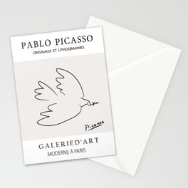 Picasso - Dove of peace Stationery Cards