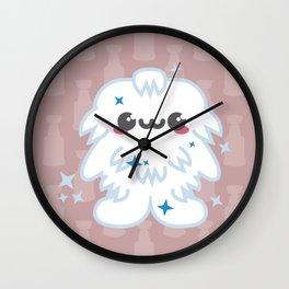 Yeti Nother Reason Wall Clock
