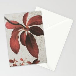 paint the town red Stationery Cards