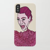 kardashian iPhone & iPod Cases featuring Kim Krying by MODERN UNDERGROUND