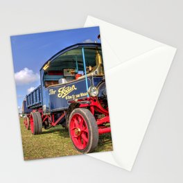 The Foden Steam Wagon Stationery Cards