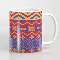native Mugs featuring Native by Arcturus