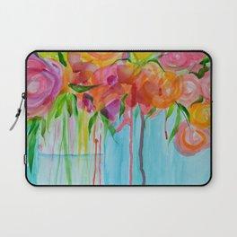 Running Roses Laptop Sleeve