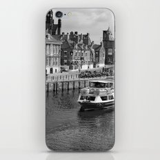 King's Staith beside the river Ouse iPhone & iPod Skin