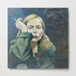 Joni - Both Sides Now - Mitchell Metal Print
