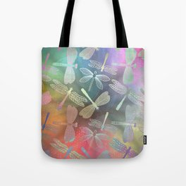 Dragonfly Dance Tote Bag
