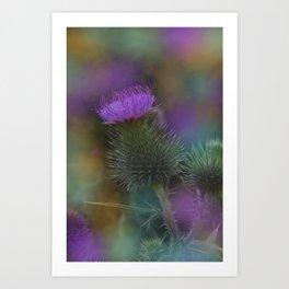 little pleasures of nature -165- Art Print