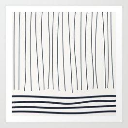 Coit Pattern 76 Art Print