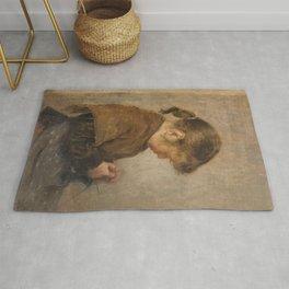 Joan Brull Vinyoles - Knitting Rug