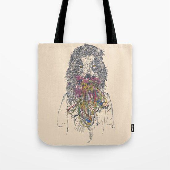 Social Feed Tote Bag