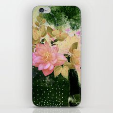 bouquet and vase iPhone Skin