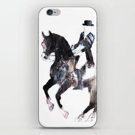 Horse (Canter pirouette II) iPhone Skin