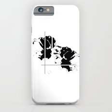 Graphic Floral Slim Case iPhone 6s