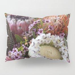 Protea arrangement Pillow Sham