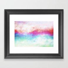 Color of the Wind Framed Art Print