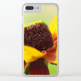 AFE Rudbeckia Clear iPhone Case
