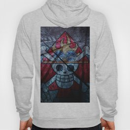 Pirate flag with Dark Forest Hoody