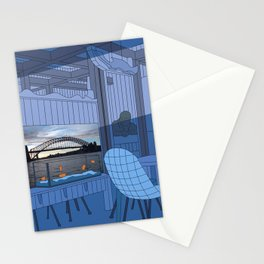 Sydney After Lunch Stationery Cards